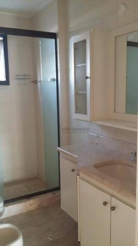 apartamento residencial à venda, vila nova, itu - ap0578. - ap0578