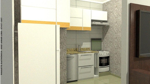 apartamento residencial à venda, vila nova york, são paulo. - ap8527