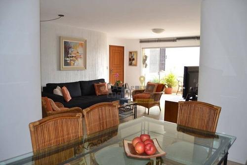 apartamento residencial à venda, vila olímpia, são paulo. - ap4765