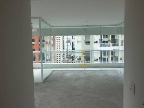 apartamento residencial à venda, vila olímpia, são paulo. - ap5194