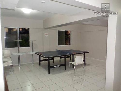 apartamento residencial à venda, vila omar, americana. - ap0185