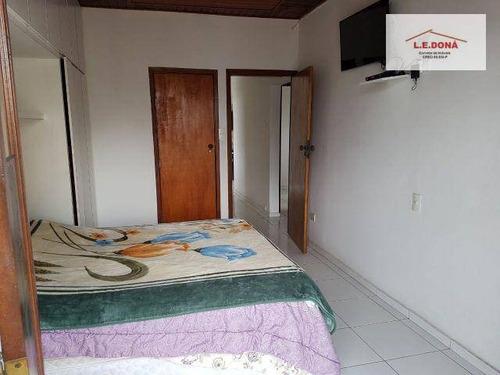 apartamento residencial à venda, vila osasco, osasco - ap1734. - ap1734