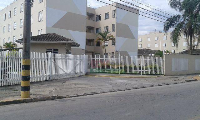 apartamento residencial à venda, vila paraíso, caçapava. - ap0695