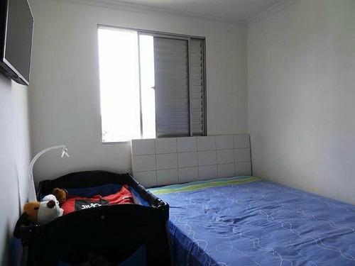 apartamento residencial à venda, vila parque jabaquara, são paulo - ap1252. - ap1252