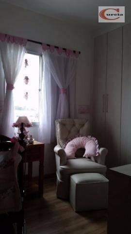 apartamento residencial à venda, vila parque jabaquara, são paulo. - ap4230
