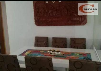 apartamento residencial à venda, vila parque jabaquara, são paulo. - ap5110