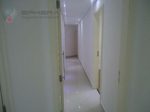 apartamento residencial à venda, vila paulicéia, são paulo. - ap0277