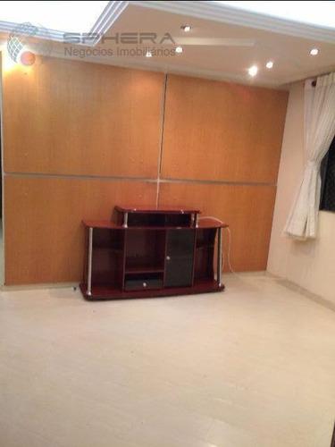 apartamento residencial à venda, vila paulicéia, são paulo. - ap0399