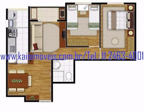apartamento residencial à venda, vila pedro moreira, guarulhos. - codigo: ap0745 - ap0745