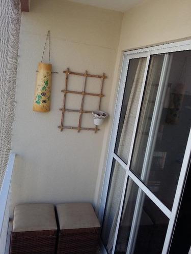 apartamento residencial à venda, vila pierina, são paulo. - ap0937