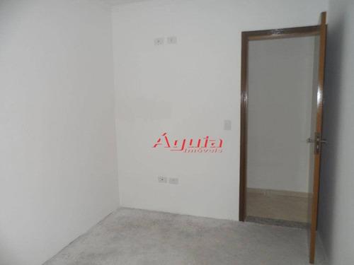 apartamento residencial à venda, vila pires, santo andré - ap0553. - ap0553