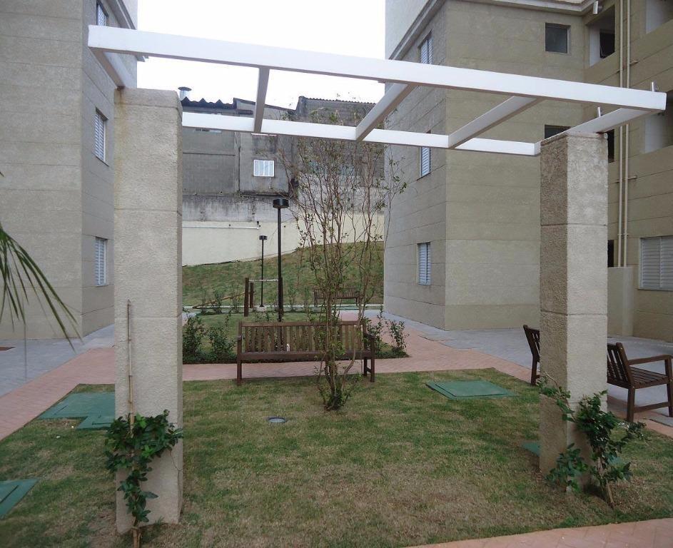 apartamento  residencial à venda, vila planalto, são bernardo do campo. - ap3328