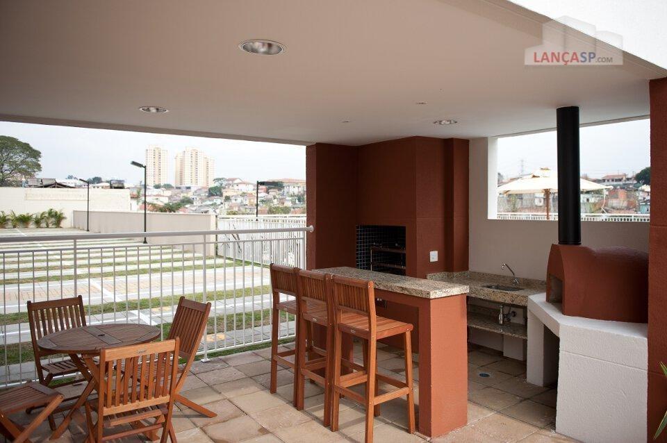apartamento residencial à venda, vila polopoli, são paulo. - ap1105