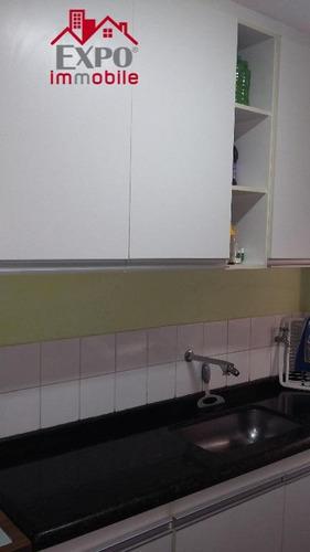 apartamento residencial à venda, vila pompéia, campinas. - ap0101