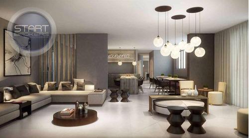 apartamento residencial à venda, vila pompéia, são paulo. - ap0329