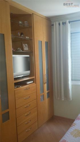 apartamento residencial à venda, vila pompéia, são paulo. - ap3512