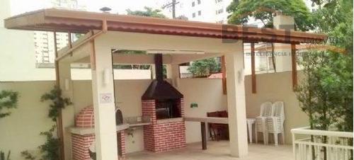 apartamento residencial à venda, vila pompéia, são paulo. - ap4456