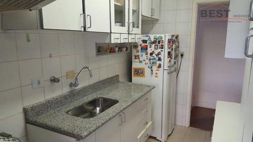 apartamento residencial à venda, vila pompéia, são paulo. - ap4911