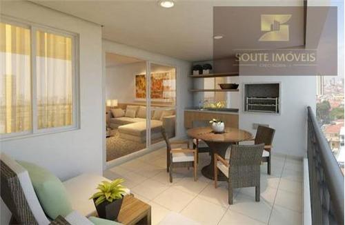 apartamento residencial à venda, vila pompéia, são paulo. - codigo: ap0359 - ap0359