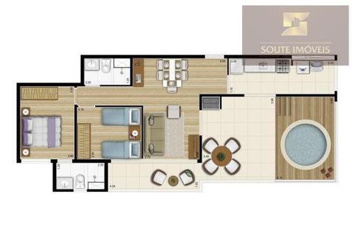 apartamento residencial à venda, vila pompéia, são paulo. - codigo: ap2485 - ap2485
