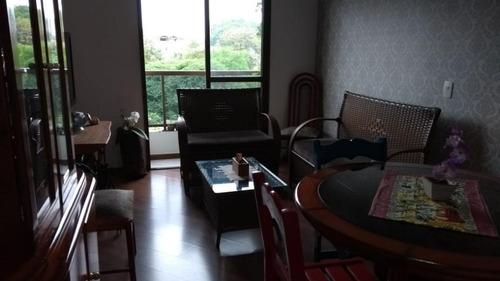 apartamento residencial à venda, vila príncipe de gales, santo andré. - ap1716