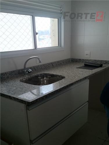 apartamento residencial à venda, vila progresso, guarulhos -