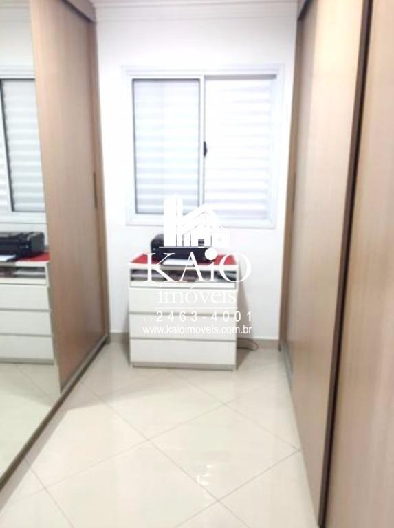 apartamento residencial à venda, vila progresso, guarulhos. - ap0809