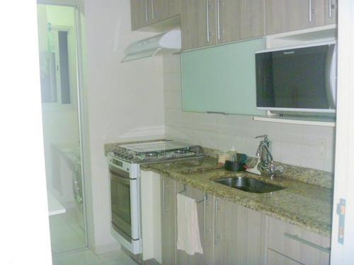 apartamento residencial à venda, vila prudente, são paulo. - ap0038