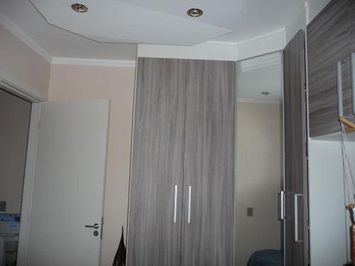 apartamento residencial à venda, vila prudente, são paulo. - ap0233