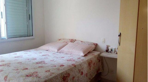 apartamento residencial à venda, vila prudente, são paulo. - ap1507