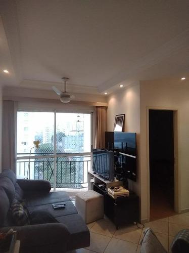 apartamento residencial à venda, vila prudente, são paulo. - ap1599