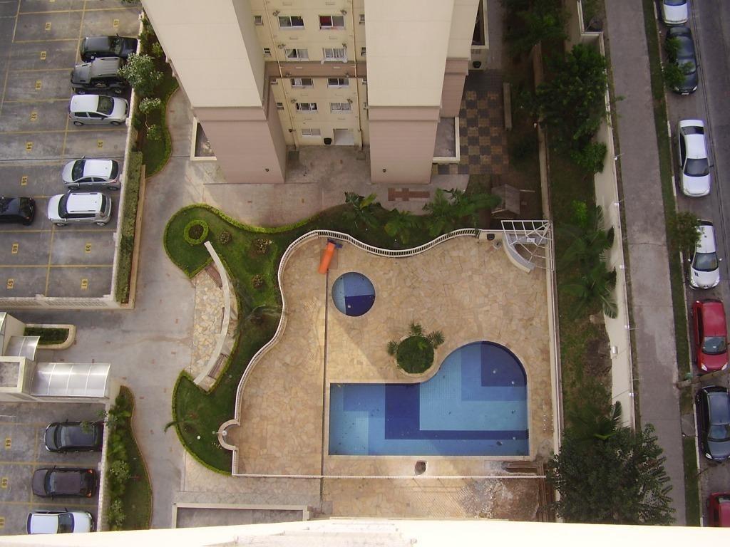 apartamento residencial à venda, vila prudente, são paulo. - ap17777