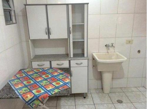 apartamento residencial à venda, vila prudente, são paulo. - ap1861