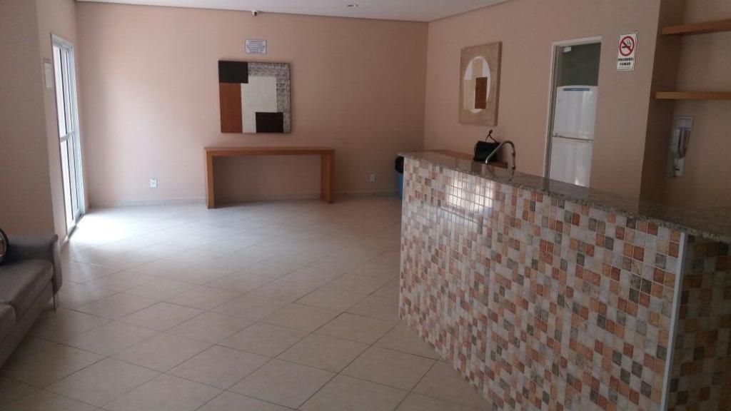 apartamento residencial à venda, vila prudente, são paulo. - ap2303