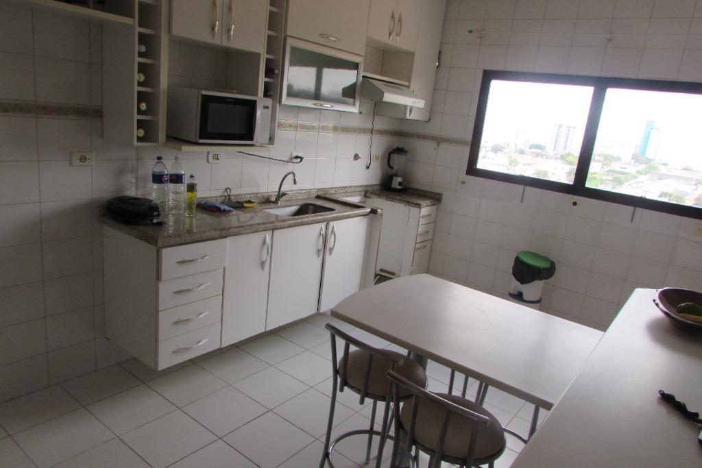 apartamento residencial à venda, vila prudente, são paulo. - ap4038