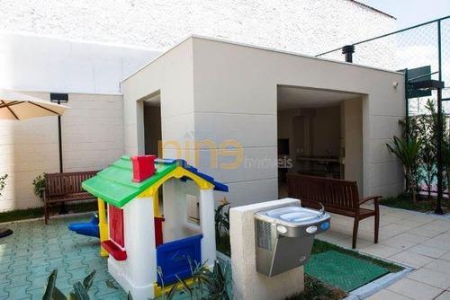 apartamento residencial à venda, vila prudente, são paulo. - codigo: ap1907 - ap1907