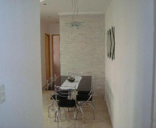 apartamento residencial à venda, vila ré, são paulo. - ap7855