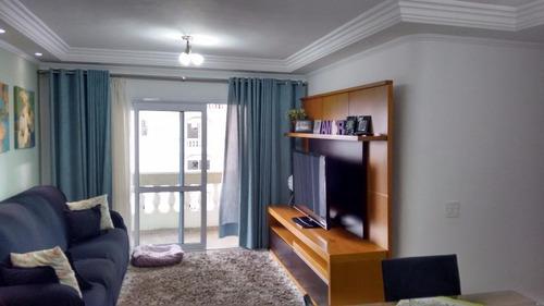 apartamento residencial à venda, vila regente feijó, são paulo - ap0057. - ap0057