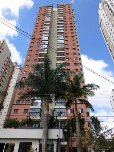 apartamento residencial à venda, vila regente feijó, são paulo. - ap0627