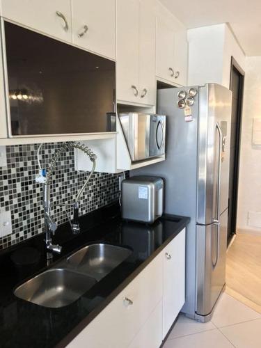 apartamento residencial à venda, vila regente feijó, são paulo. - ap1629