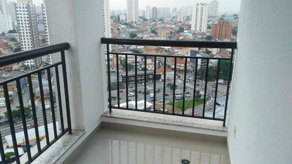 apartamento residencial à venda, vila regente feijó, são paulo. - ap2556
