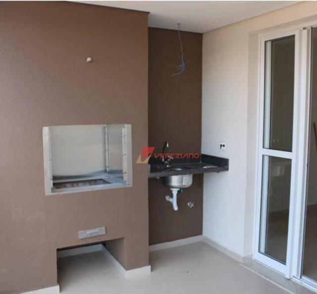 apartamento residencial à venda, vila rezende, piracicaba. - ap0513