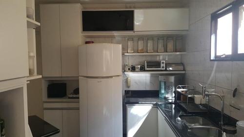 apartamento residencial à venda, vila rezende, piracicaba. - ap1633