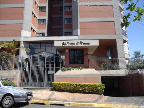 apartamento residencial à venda, vila roma, itu - ap0541. - ap0541