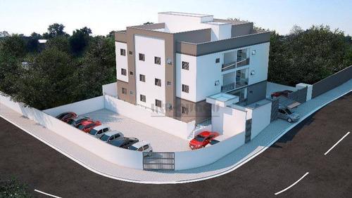 apartamento residencial à venda, vila roma, salto. - ap1534