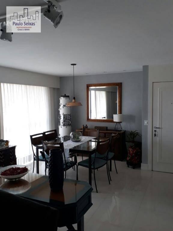 apartamento residencial à venda, vila romana, são paulo. - ap0075