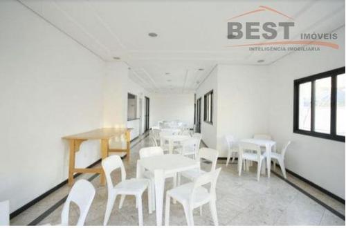 apartamento  residencial à venda, vila romana, são paulo. - ap3491