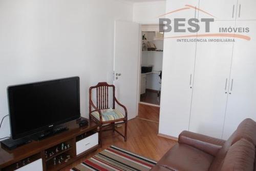apartamento  residencial à venda, vila romana, são paulo. - ap3856