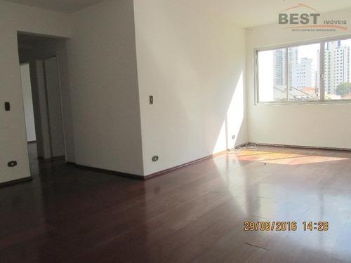 apartamento  residencial à venda, vila romana, são paulo. - ap4296