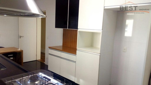 apartamento residencial à venda, vila romana, são paulo. - ap4325